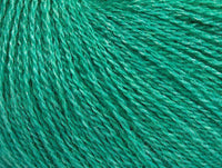 25g Silk Merino Emerald Green Ice Yarns Seide Strickwolle Ice Yarns - Hungariana Garn und Strickwolle Online Shop