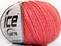 25g Silk Merino Pink Ice Yarns Seide Merino Strickwolle Ice Yarns - Hungariana Garn und Strickwolle Online Shop