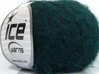 30g SuperKid Mohair Comfort Dark Green Ice Yarns Grün Strickwolle Ice Yarns - Hungariana Garn und Strickwolle Online Shop