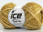 50g Tropical Superfine Green Shades Cream Ice Yarns Strickwolle Ice Yarns - Hungariana Garn und Strickwolle Online Shop