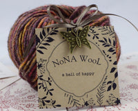 WOLLE zum Stricken NoNA WooL Wool Sherwood