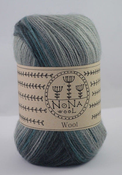 100g Wolle NoNA WooL Angora Anchor Strickwolle Ice Yarns - Hungariana Garn und Strickwolle Online Shop