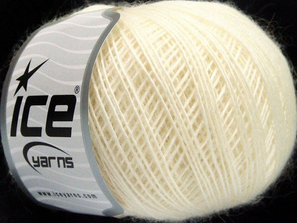 Wool Cord Sport Cream Ice Yarns