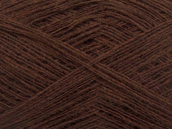 50g wool double fine brown ice yarns wolle braun. Black Bedroom Furniture Sets. Home Design Ideas
