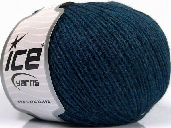 Wool Fine 30 Blue Ice Yarns
