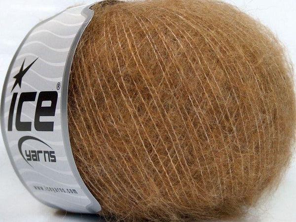 30g Merino Superfine Light Brown Ice Yarns Strickwolle Ice Yarns - Hungariana Garn und Strickwolle Online Shop