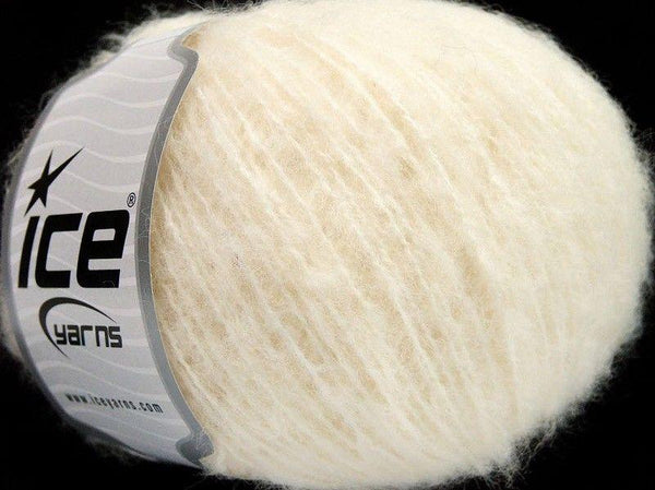 50g Sale Winter Cream Ice yarns Strickwolle Ice Yarns - Hungariana Garn und Strickwolle Online Shop