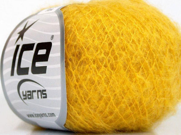 30g  Kid Mohair Fine Gold Ice Yarns Strickwolle Ice Yarns - Hungariana Garn und Strickwolle Online Shop