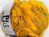 50g Alpaca Butterfly Yellow Gold Ice yarns Strickwolle Ice Yarns - Hungariana Garn und Strickwolle Online Shop