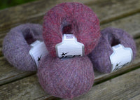 150g Superkid Mohair Comfort Farbverlauf Lilac / Red Shades Ice Yarns Strickwolle Ice Yarns - Hungariana Garn und Strickwolle Online Shop