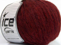 50g Hurricane Burgundy Ice yarns Strickwolle Ice Yarns - Hungariana Garn und Strickwolle Online Shop