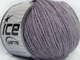50g RONDO WOOL Lila / Lilac Ice Yarns Strickwolle Ice Yarns - Hungariana Garn und Strickwolle Online Shop