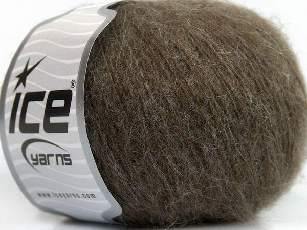 50g Sale Winter Braun Ice Yarns Strickwolle Ice Yarns - Hungariana Garn und Strickwolle Online Shop