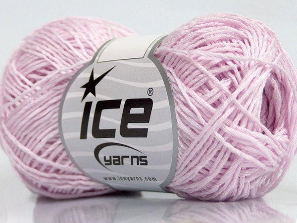 50g Sale Summer Light Pink Ice Yarns Strickwolle Ice Yarns - Hungariana Garn und Strickwolle Online Shop