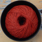 50g Viscose  Alpaca Fine Marsala Red Ice yarns Strickwolle Ice Yarns - Hungariana Garn und Strickwolle Online Shop