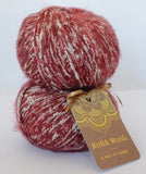 50g NoNA WooL Cotton Blackberry Crumble Strickwolle Ice Yarns - Hungariana Garn und Strickwolle Online Shop