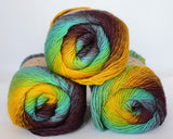 100g NoNA WooL Acadia Strickwolle Ice Yarns - Hungariana Garn und Strickwolle Online Shop