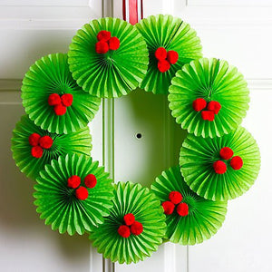 6 EASY DIY CHRISTMAS WREATH IDEAS