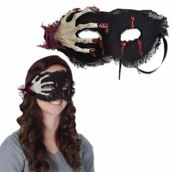 Skeleton Hand Mask