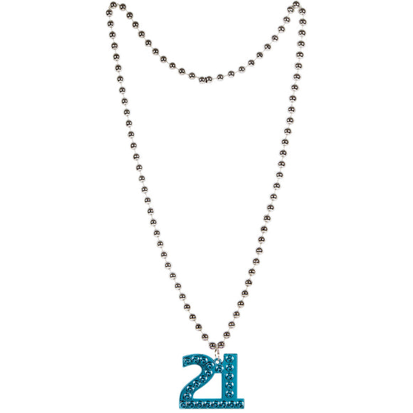 "Age ""21"" Necklace"