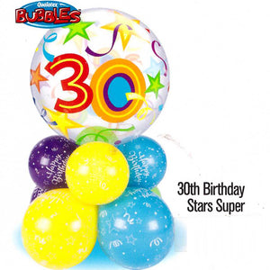 30th Birthday Stars Super