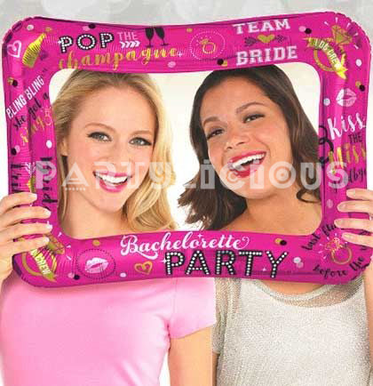 Photo Booth Inflatable Frame Bachlorette