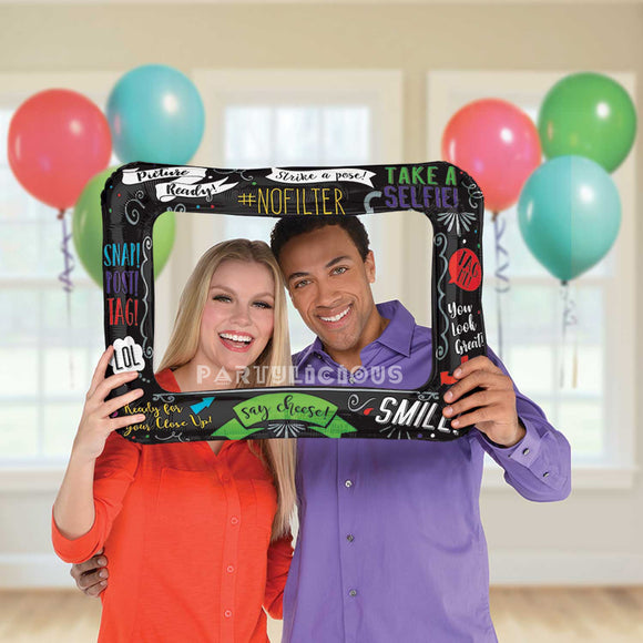 Photo Booth Inflatable Frame Words