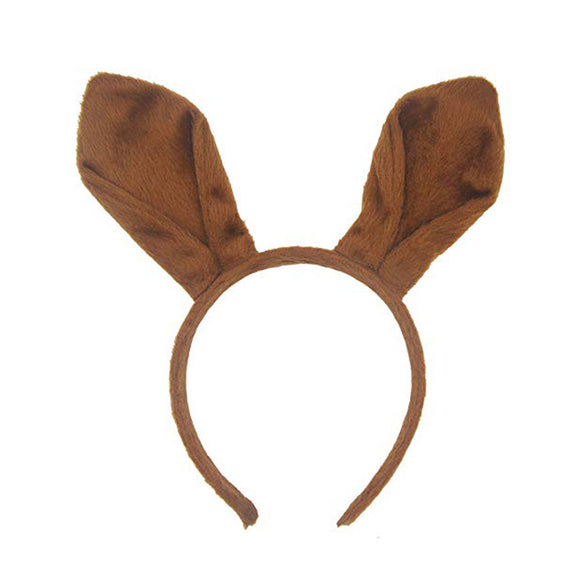 Reindeer Plush Headband