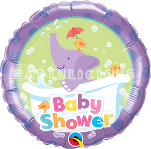 "18"" baby shower elephant"