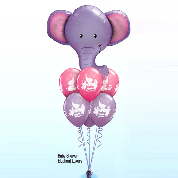 Baby Shower Elephant Luxury