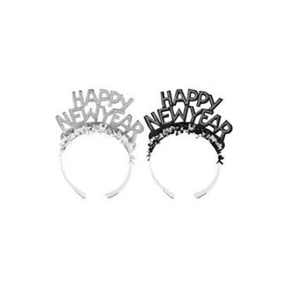 New Year Tiara ( Silver)