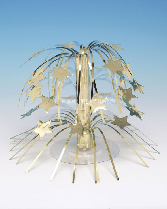 STAR GOLD MINI CENTREPIECE