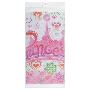 Princess Diva Plastic Table cover