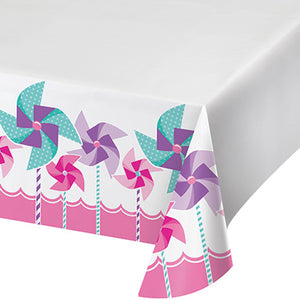 Turning One Girl Tablecover