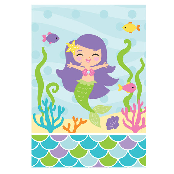 Mermaid Friends Loot Bags 8/pk