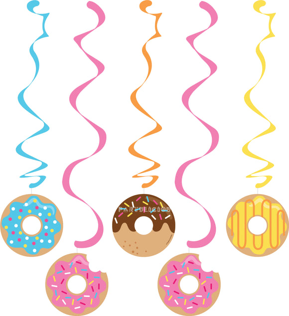 DONUT TIME DIZZY DANGLERS