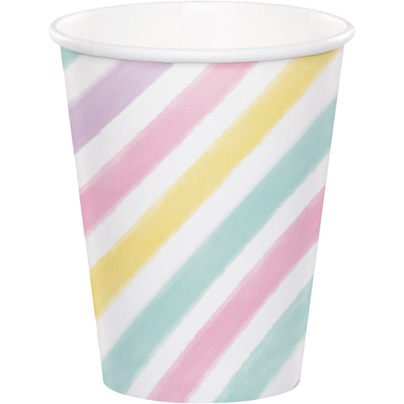 Unicorn Sparkle 9oz Cups
