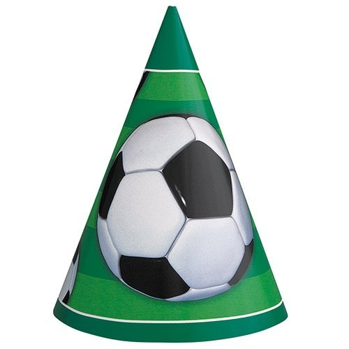 Soccer Party Hats,