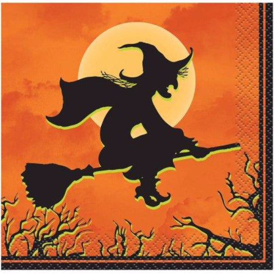Haunted House Bev Napkins 24/pk