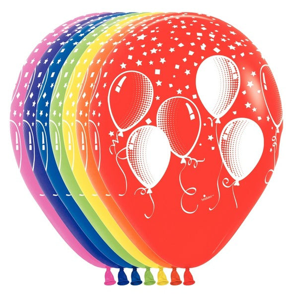 11 Inches Party Balloons - Pack of 50
