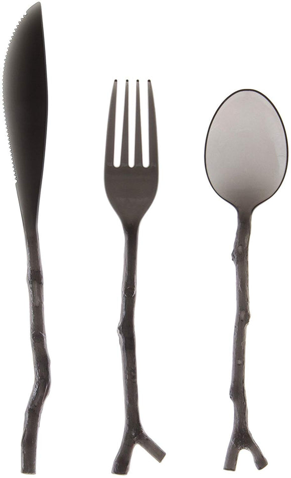 Black Twig Madhouse Cutlery