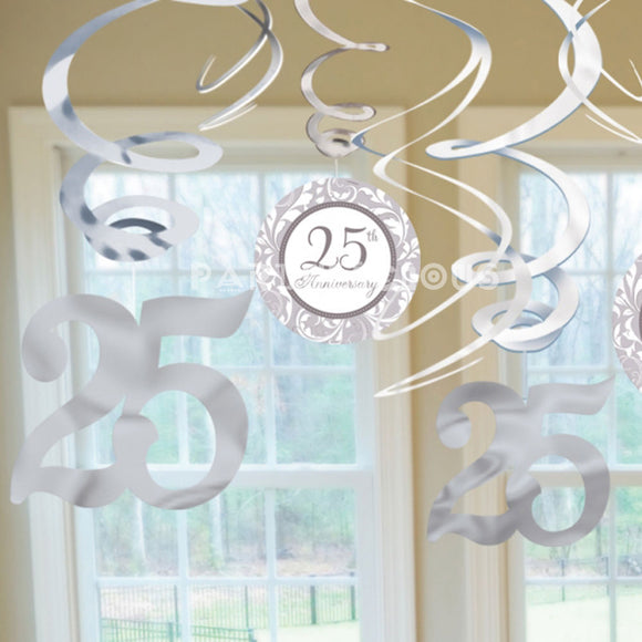 25th Anniversary Value Pack Swirls
