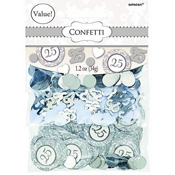 25th Anniversary Confetti Value Pack