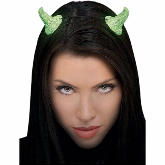 Glow in the Dark Horns