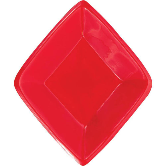 CARD NIGHT MINI SNACK TRAY DIAMOND