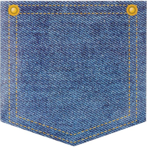 Denim Pocket holder