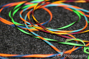 "Premium 1 or 2 Color String (Under 70"")"
