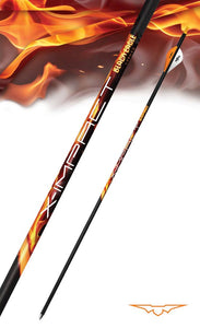 Black Eagle X Impact Flecthed Arrows  -  6 Pack
