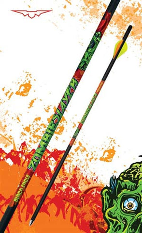 Black Eagle Zombie Slayer Fletched Crossbow Arrows