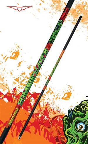 Black Eagle Zombie Slayer Crossbow Shafts  - 12 Pack